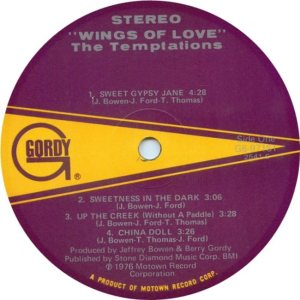 GORDY 971 - TEMPTS C