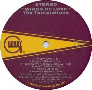 GORDY 971 - TEMPTS D