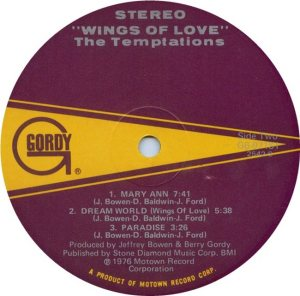 GORDY 971 - TEMPTS D