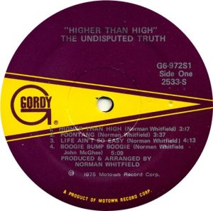 GORDY 972 - UNDISP TRUTH C