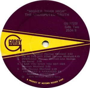 GORDY 972 - UNDISP TRUTH D