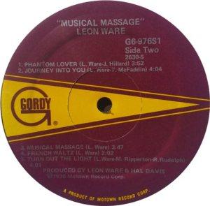 GORDY 976 - WARE LEON D