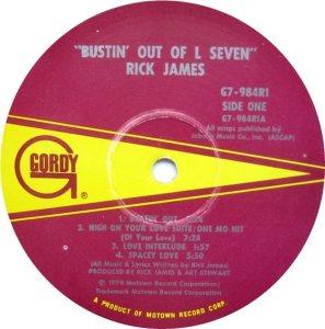 GORDY 984 - JAMES R C