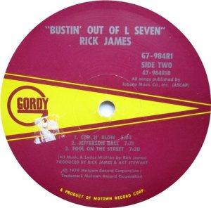GORDY 984 - JAMES R D