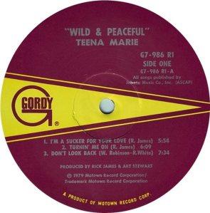 GORDY 986 - T MARIE C