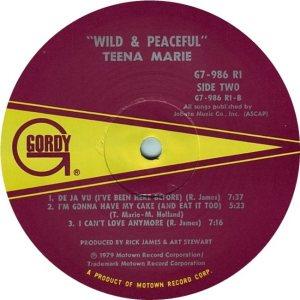 GORDY 986 - T MARIE D