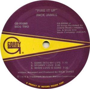 GORDY 990 - JAMES C