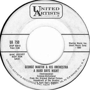 MARTIN GEORGE - HARD DAY'S DJ
