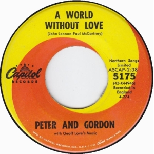 Peter and Gordon - World Without