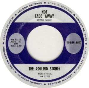 ROLLING STONES NOT FADE