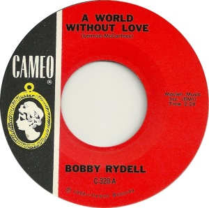 RYDELL BOBBIE - WORLD WITHOUT B