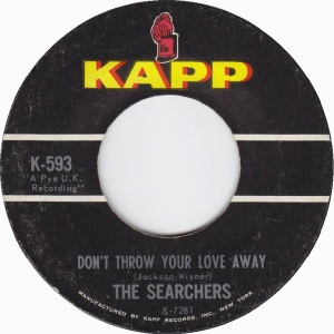 SEACHERS - DON'T THROW