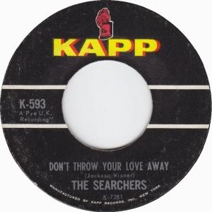 SEACHERS - DON'T THROW