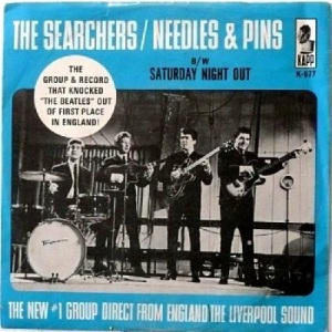 Searchers - Kapp 577 - Needles & Pins - PS