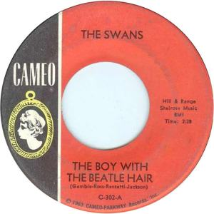 Swans - Cameo 302 - The Boy With the Beatle Hair