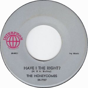 the-honeycombs-have-i-the-right-interphon[1]