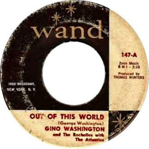 WASHINGTON GINO - WAND 147