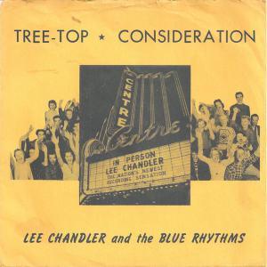 Band Box 224 - Chandler, Lee & Blue Rhythms - Consideration PS