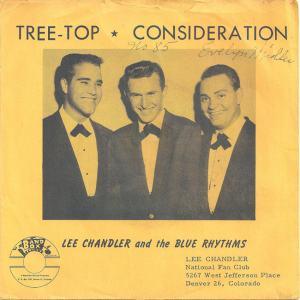 Band Box 224 - Chandler, Lee & Blue Rhythms - Tree Top PS