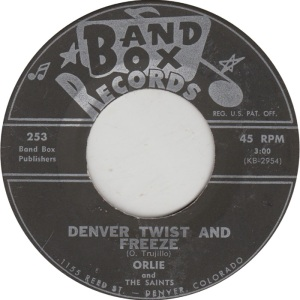 BAND BOX 253 - DENVER TWIST & FREEZE VAR A