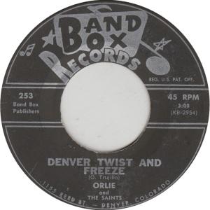 BAND BOX 253 - DENVER TWIST & FREEZE VAR A
