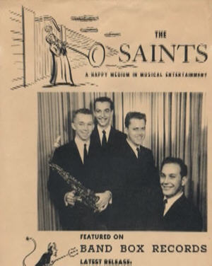 Band Box - Saints Promo Sm