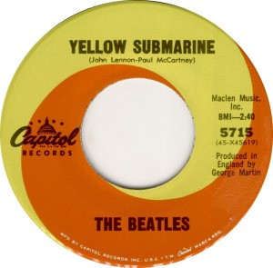 BEATLES - CAP 5715 A
