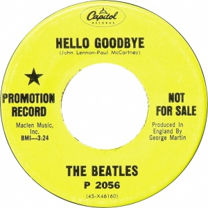 BEATLES - HELLO GOODBYE DJ