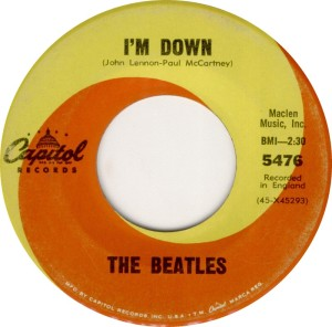 BEATLES - I'M DOWN