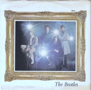 BEATLES - PENNY LANE PS