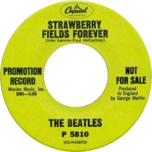 BEATLES - STRAWBERRY DJ