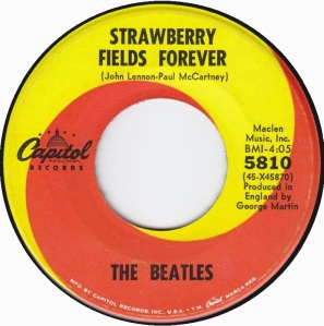 BEATLES - STRAWBERRY