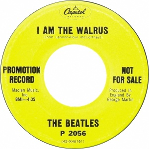 BEATLES - WALRUS DJ