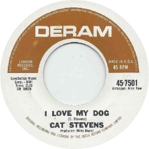 cat-stevens-i-love-my-dog-deram-7