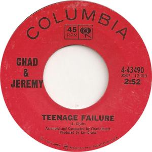 CHAD & JEREMY - COL 43490 RA