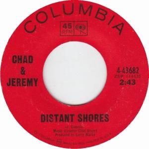 CHAD JEREMY - COL 43682 A