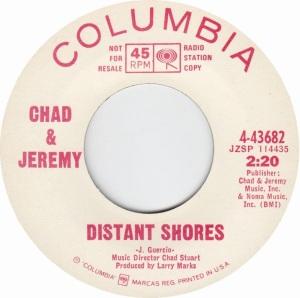 CHAD JEREMY - COL 43682 DJ
