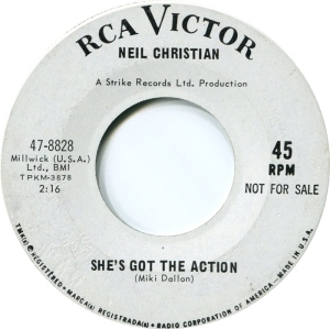 CHRISTIAN NEIL - SHE'S GOT