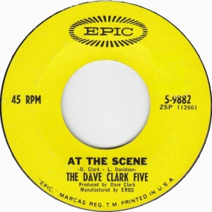 CLARK FIVE - EPIC AT SCENE RA