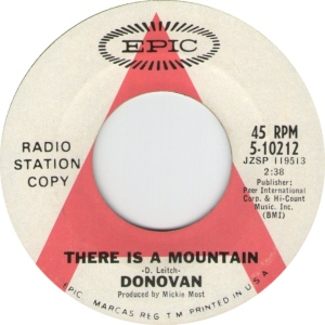 DONOVAN - MOUNTAIN DJ
