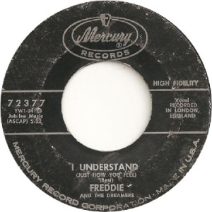 freddie-and-the-dreamers-i-understand-just-how-you-feel-1965