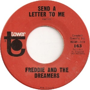 freddie-and-the-dreamers-send-a-letter-to-me-tower