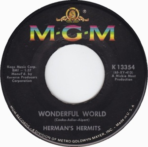 HERMAN'S - WONDERFUL WORLD