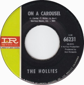 HOLLIES - CAROUSEL