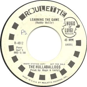 HULLABALLOOS - LEARNING DJ