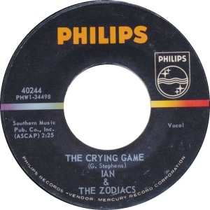 IAN ZODIACS - CRYING A