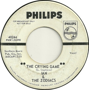 IAN ZODIACS - CRYING DJ