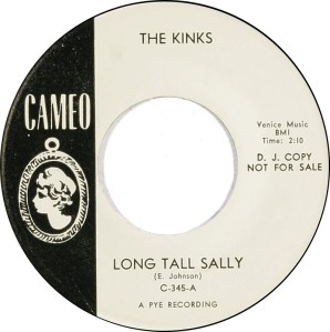 KINKS - LONG TALL SALLY DJ