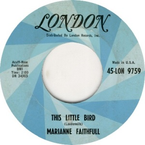 marianne-faithfull-this-little-bird-london