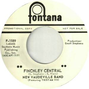 NEW VAUDVILLE -FINCHLEY DJ